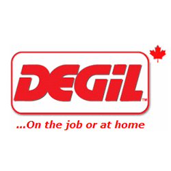 Degil Safety tools utilities supply high voltage tooling cable intallation suppliers for lineman technicians installers toronto ontario