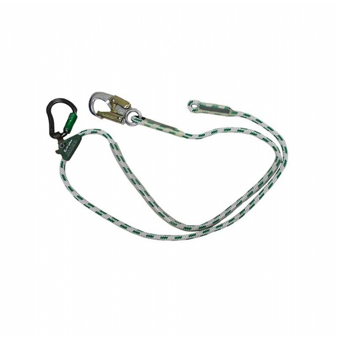 lanyard  8 u0026 39  secondary rope csa approved utility supplies high voltage lineman supplier tooling