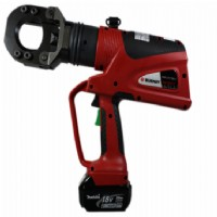 Battery Powered ACSR Cutter Tool c/w 2 Batteries & Charger