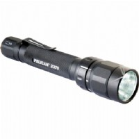 2370, 3-LED, 2AA-Pelican Black