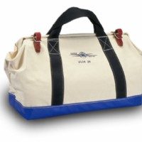 "24"" Canvas Tool Bag"