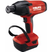 "SID 18 (DC) Battery Impact Wrench c/w 2 Batteried & DC Charger, 2 - 13/16"" x 18"" Auger Bits"