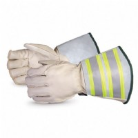 "5-Finger Winter Lineman Glove c/w 6"" Cuff Water Repellent Size XXLarge"