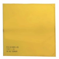 "Blanket, Class 0 Cover Up 36"" x 36"" Yellow"